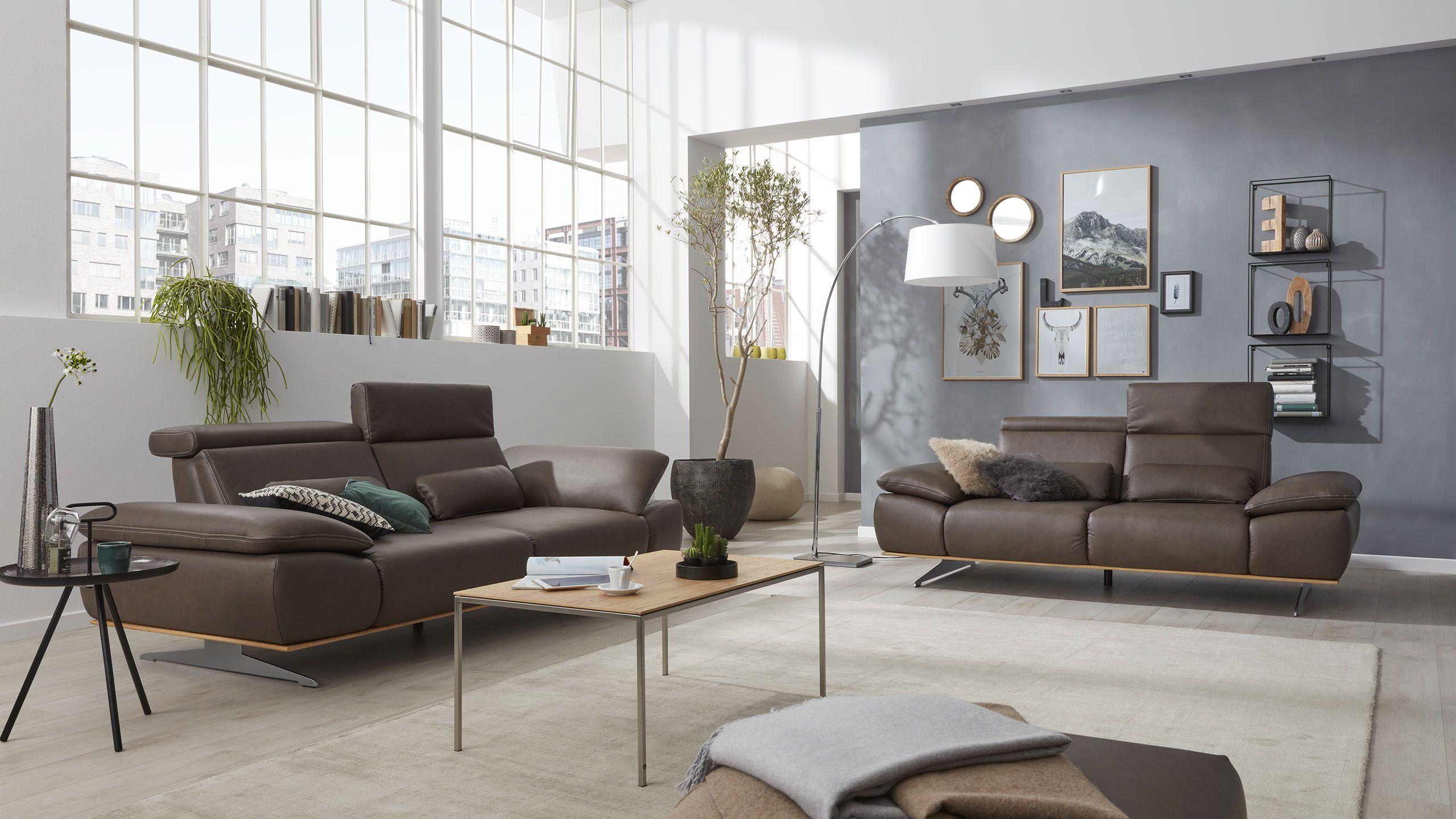 Die Interliving Sofa Serie 4350 Ist Entweder Als Edles Einzelsofa