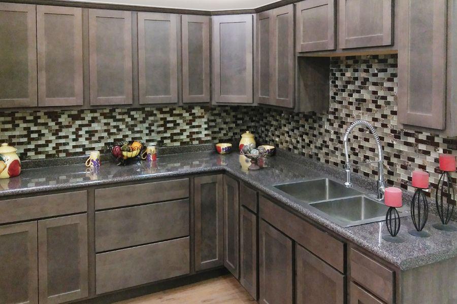 Smart Squire Slate Gray Kitchen Cabinets Surplus Warehouse