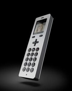 For the first time Siedle is bringing the live video image from the door camera onto a mobile device: Siedle Scope is a portable video call station for door communication – and also a fully functional DECT™ telephone in high-quality Siedle design.