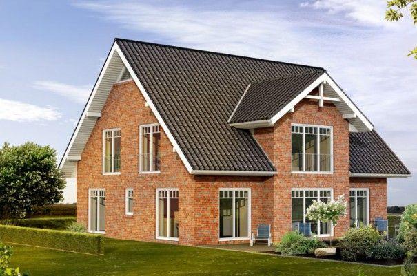 Landhaus mit Kapitänsgiebel und 178 qm Wohnfläche