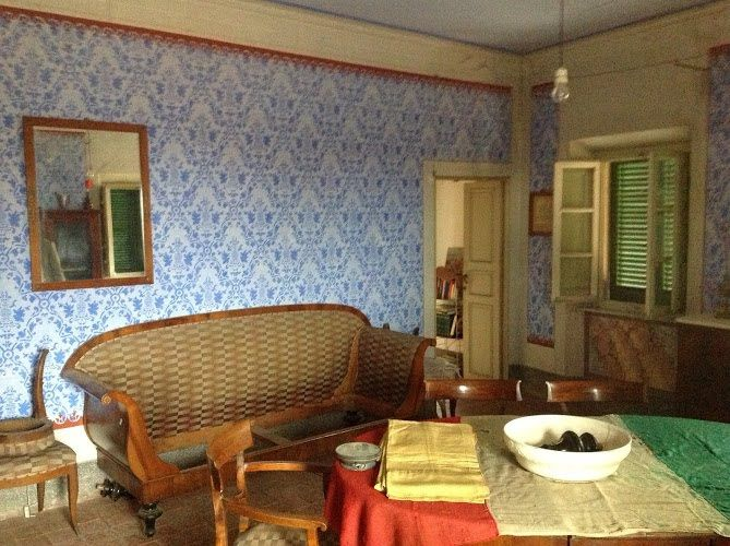 Second Floor - Lucca – Historical Villa Pieve for sale www.lucaevillas.it