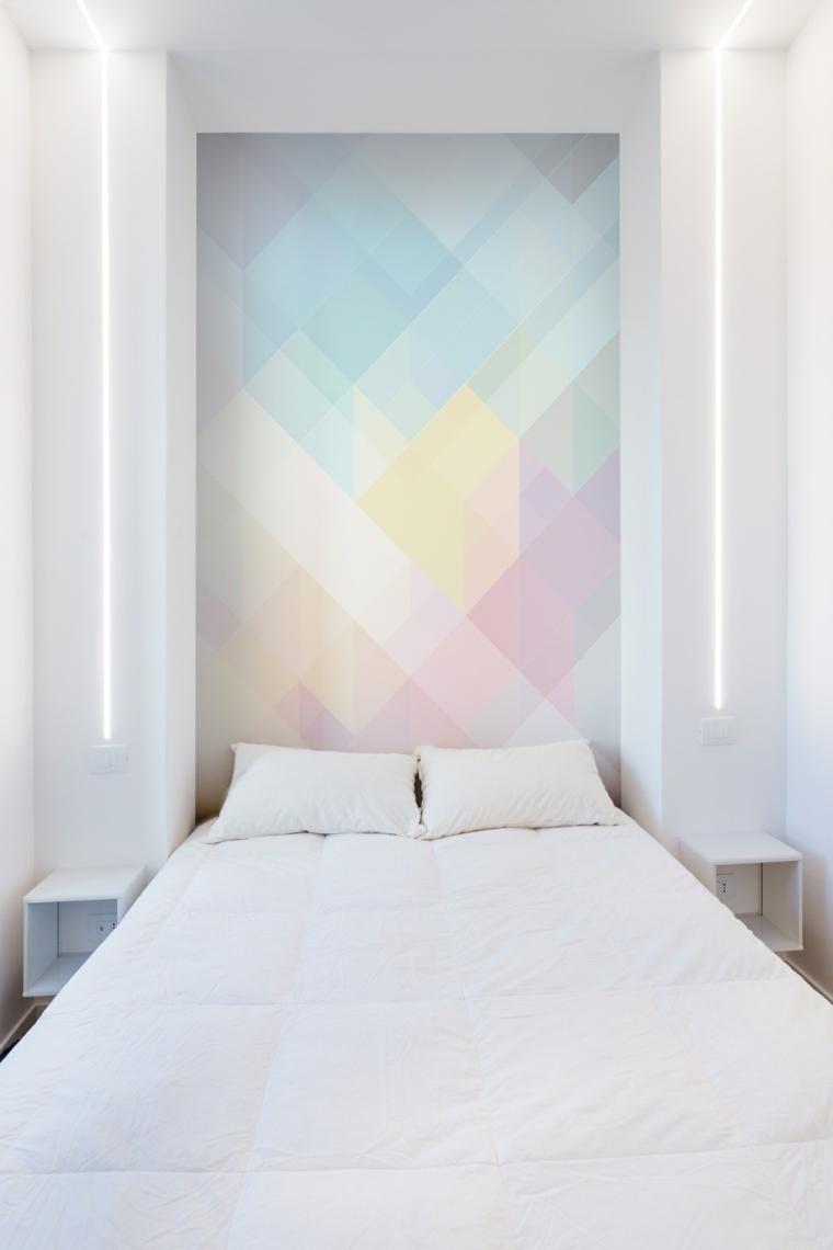 Innenräume von kleinen Wohnungen mit verschiedenen Themen | Wall ...