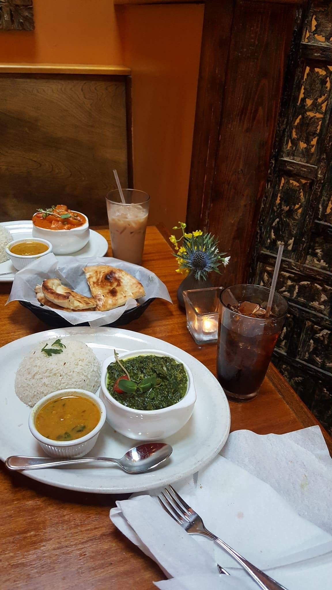 Mela is one of our favorites for delicious Indian Food