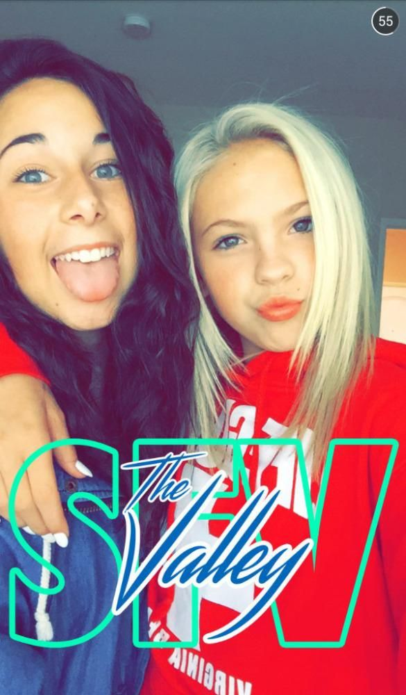 Coloring Snapchat Ideas : The valley me and brooke jordyn jones {official.fan.page