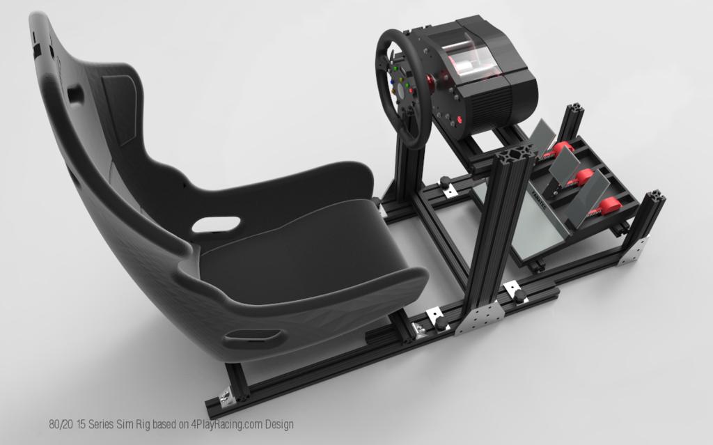 80 20 Racing Chair Driving Simulators In 2019 Racing