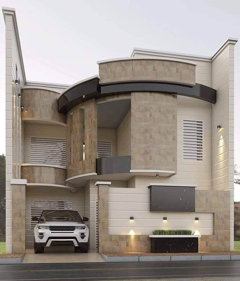 45 Amazing Elegant House Design Concepts Engineering Discoveries In 2021 House Design Beautiful Modern Homes Modern House Design