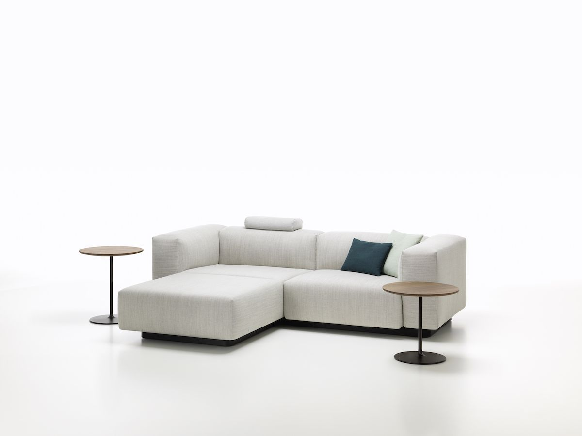 Soft Modular Sofa By Jasper Morrison For Vitra Modular Sofa
