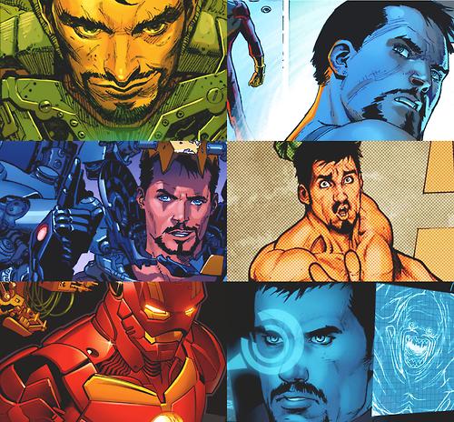 Tony Stark - Marvel Now!