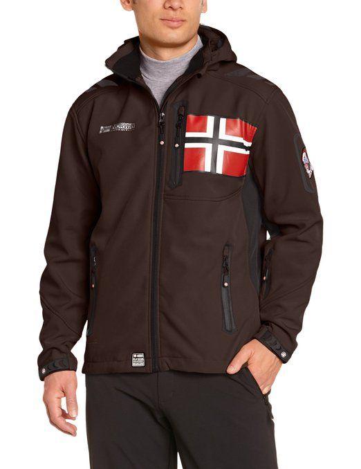Geographical Norway Softshell Jacke Geographical Norway Rova Braun Amazon De Bekleidung Fleecejacke Softshell Jacke Jacken