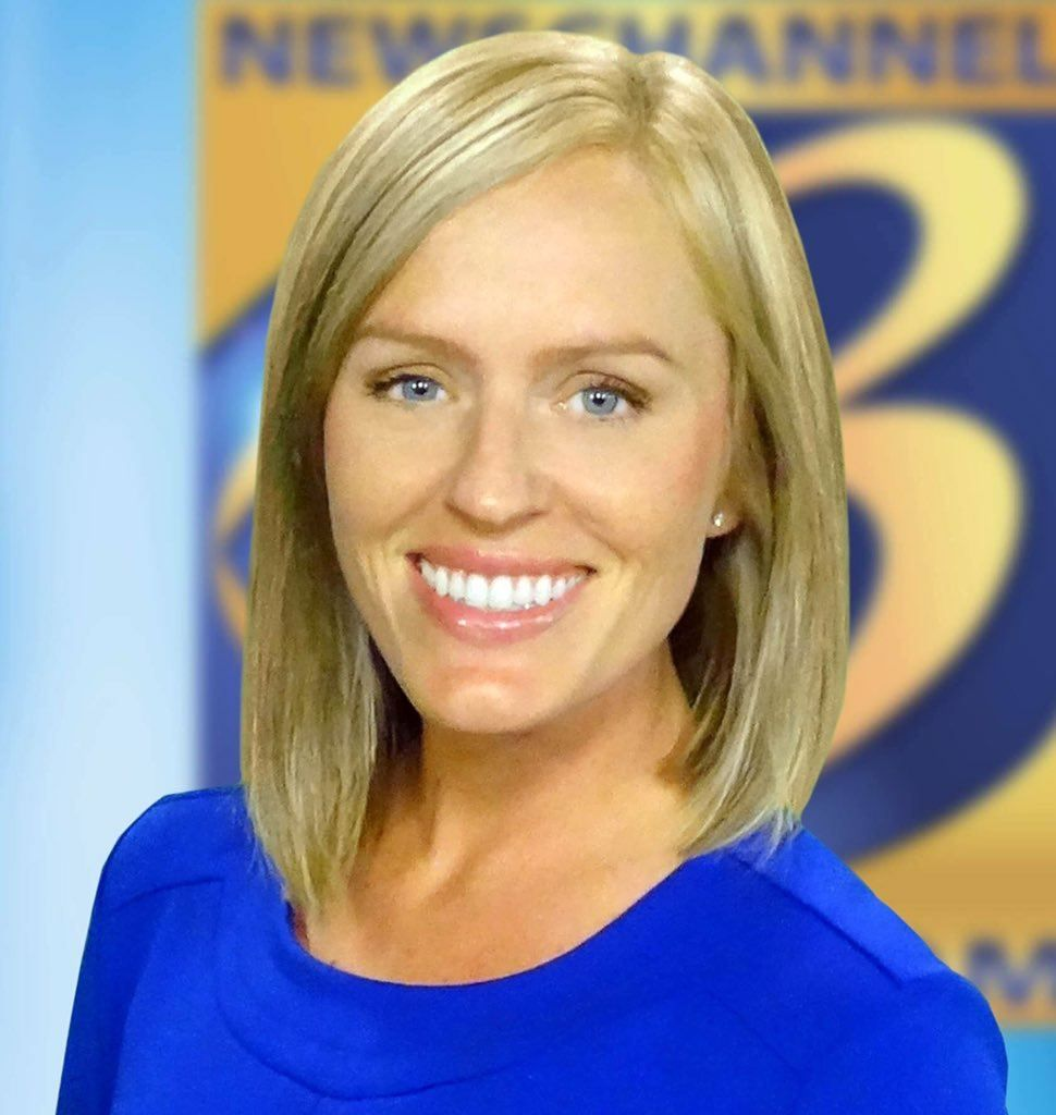 Featured Meteorologist – Christina Anthony   Featured