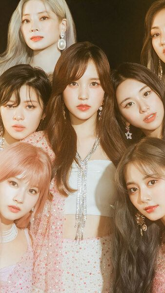 Twice Feel Special Group Members 4k Hd Mobile Smartphone And Pc Desktop Laptop Wallpaper 3840x2160 1920x1080 2160 Feeling Special Special Wallpaper Twice