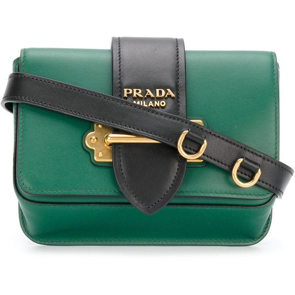cc68fe34a659 Prada Cahier convertible belt bag ( 1