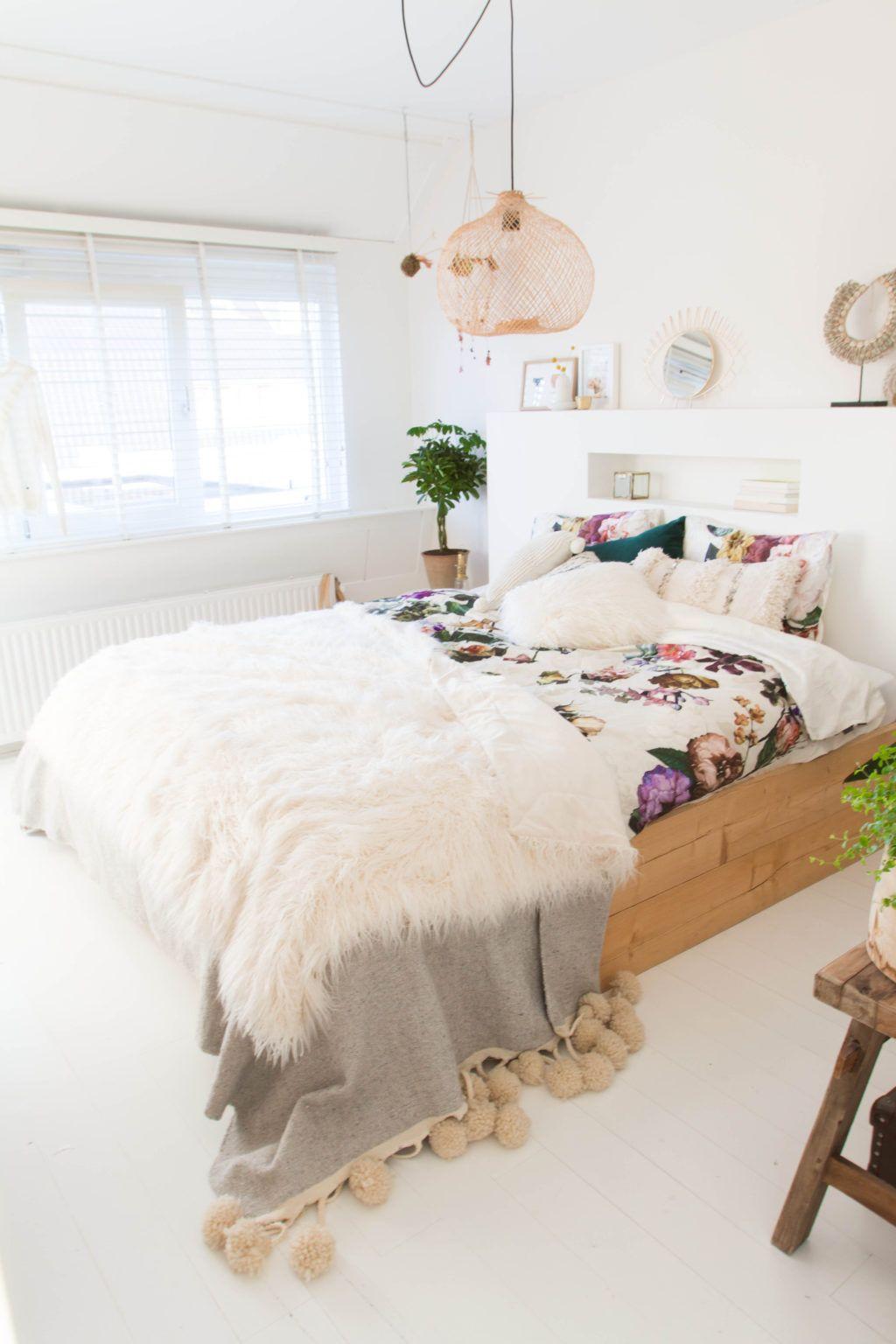 Hoe geef je de slaapkamer op een simpele manier een andere sfeer ...