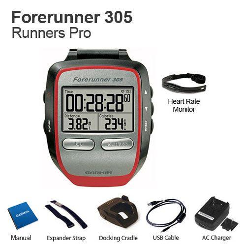 the garmin forerunner 305 watch with heart rate monitor has many rh pinterest co uk garmin forerunner 305 owner's manual garmin forerunner 305 manual online
