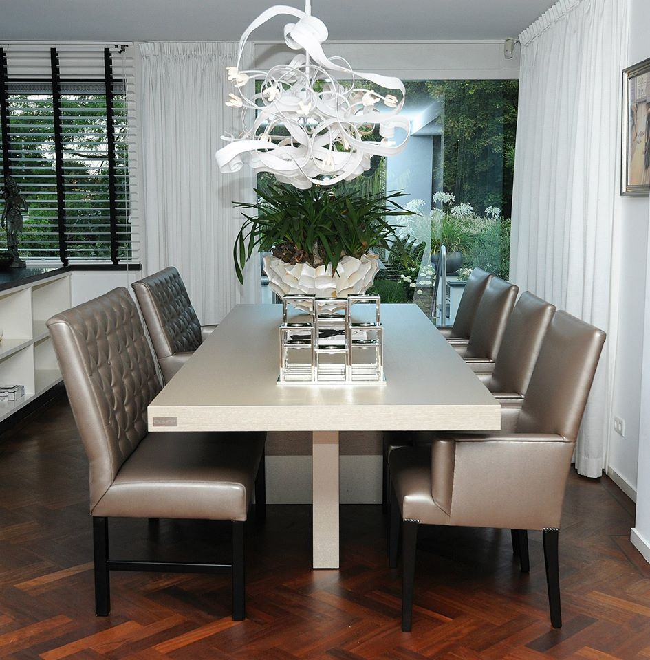 Eric Kuster Eettafel.The Netherlands Heerjansdam Private Residence Dining