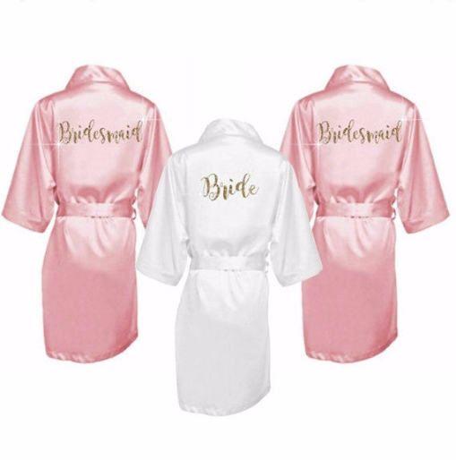 custom robe sunflower robe wedding robe bridesmaid robe satin robes - wedding party robe bridal party robes personalized robe