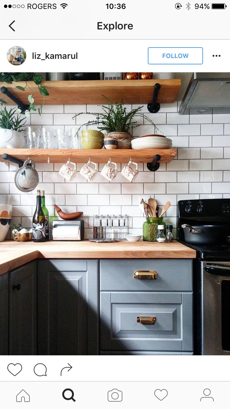 Pin von Susannah Thang auf Home & decor | Pinterest | Küche ...