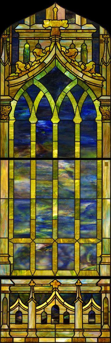 Dating historic window glass
