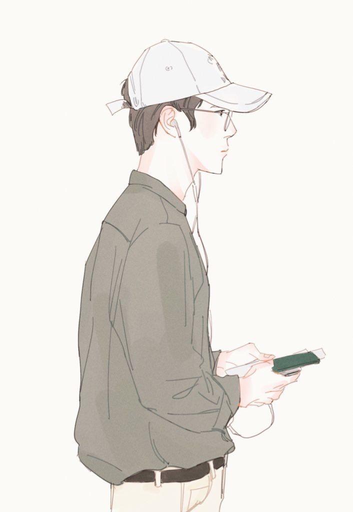sehun fanart  Fanart EXO  di 2019  Anime anak laki