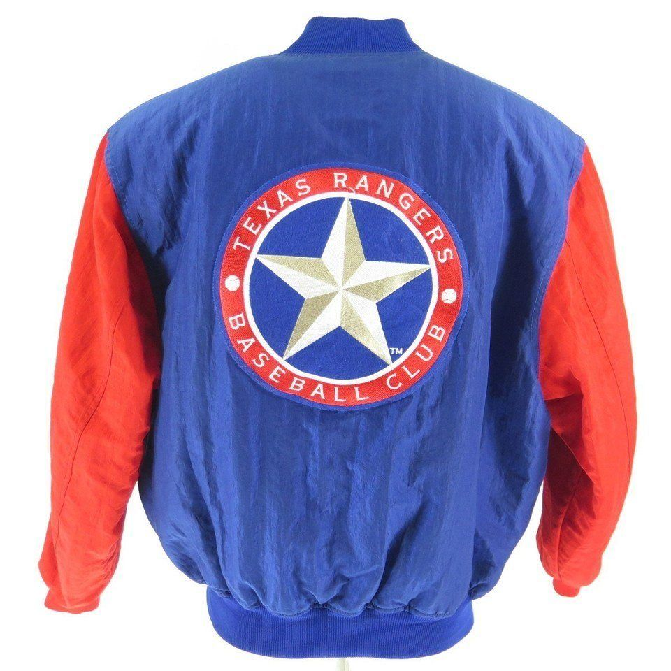 Lt P Gt Show Your Love For The Mlb Texas Rangers With This Vintage 90 S Starter Diamond Collection Jacket Go Ra Texas Rangers Vintage Sports Clothing Jackets