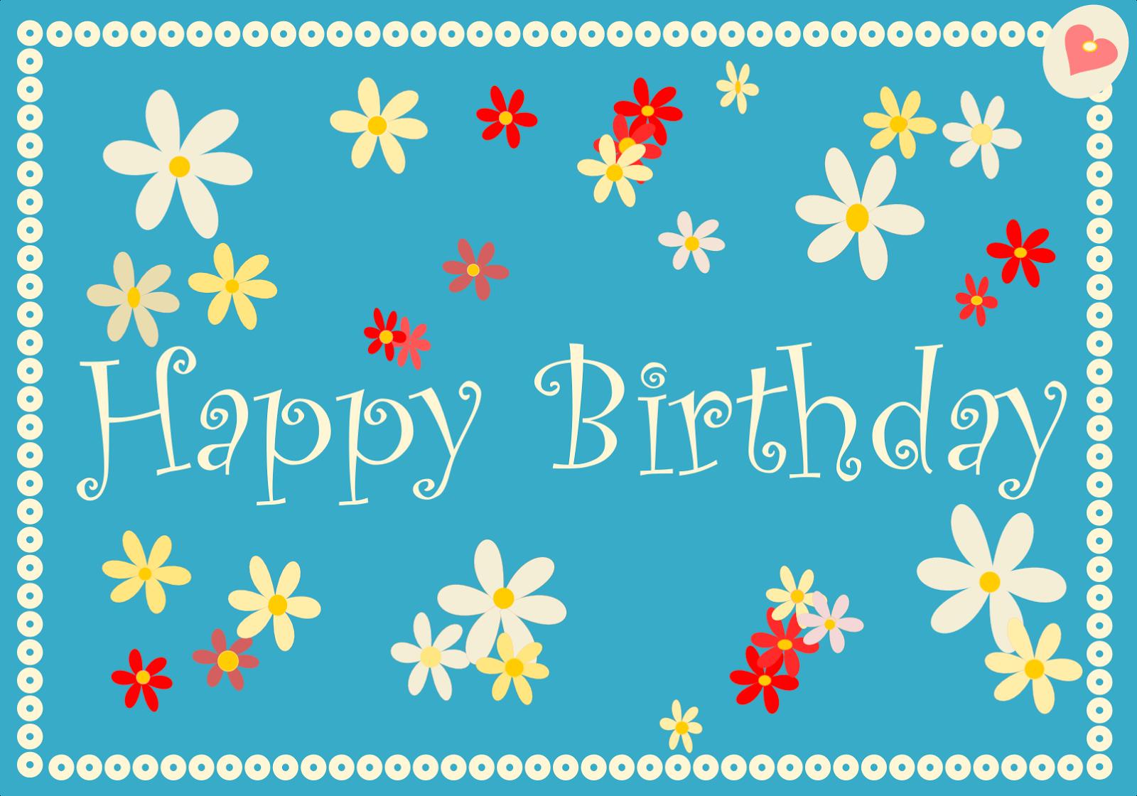 Free Printable Happy Birthday Cards Ausdruckbare Geburtstagskarten Freebies Meinli Happy Birthday Cards Images Happy Birthday Cards Birthday Cards Images