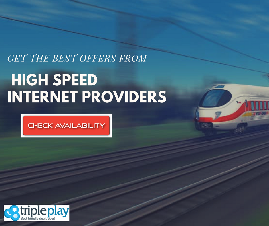 Get the high speed service & latest