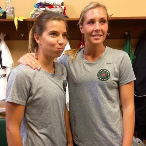 Tobin Heath Allie Long Tobin Is So Adorable And Funny Tobin