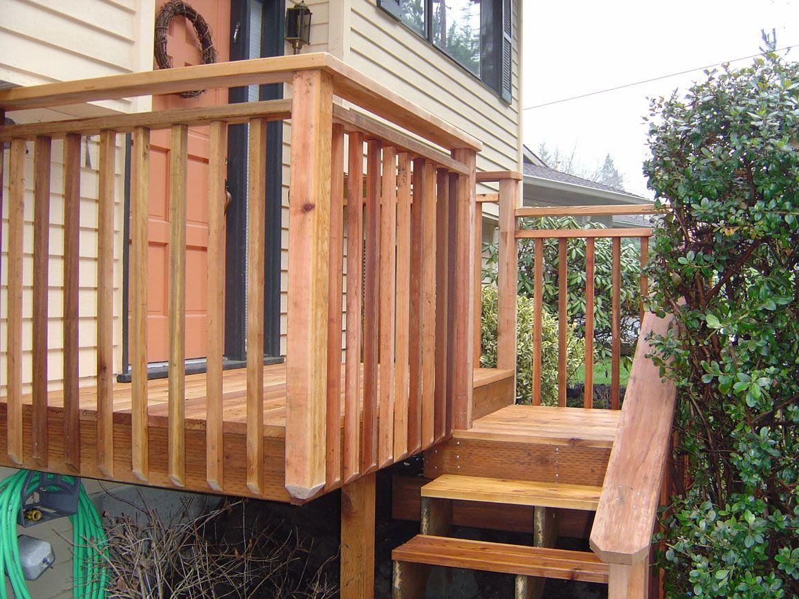 Pin By Mountain Laurel Handrails On Deck Railing Ideas