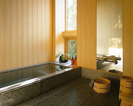 ミサワホーム 和モダンな浴室 浴室 インテリア 住宅 古民家