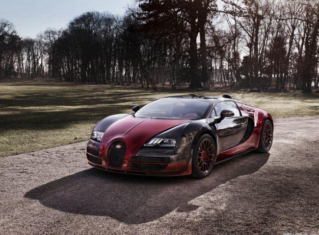 Bugatti veyron price 2016