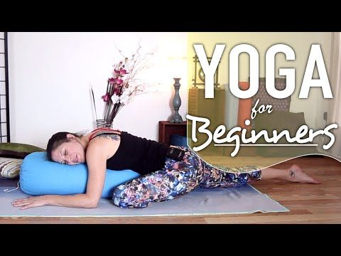yoga for complete beginners ♥ easy gentle stretches