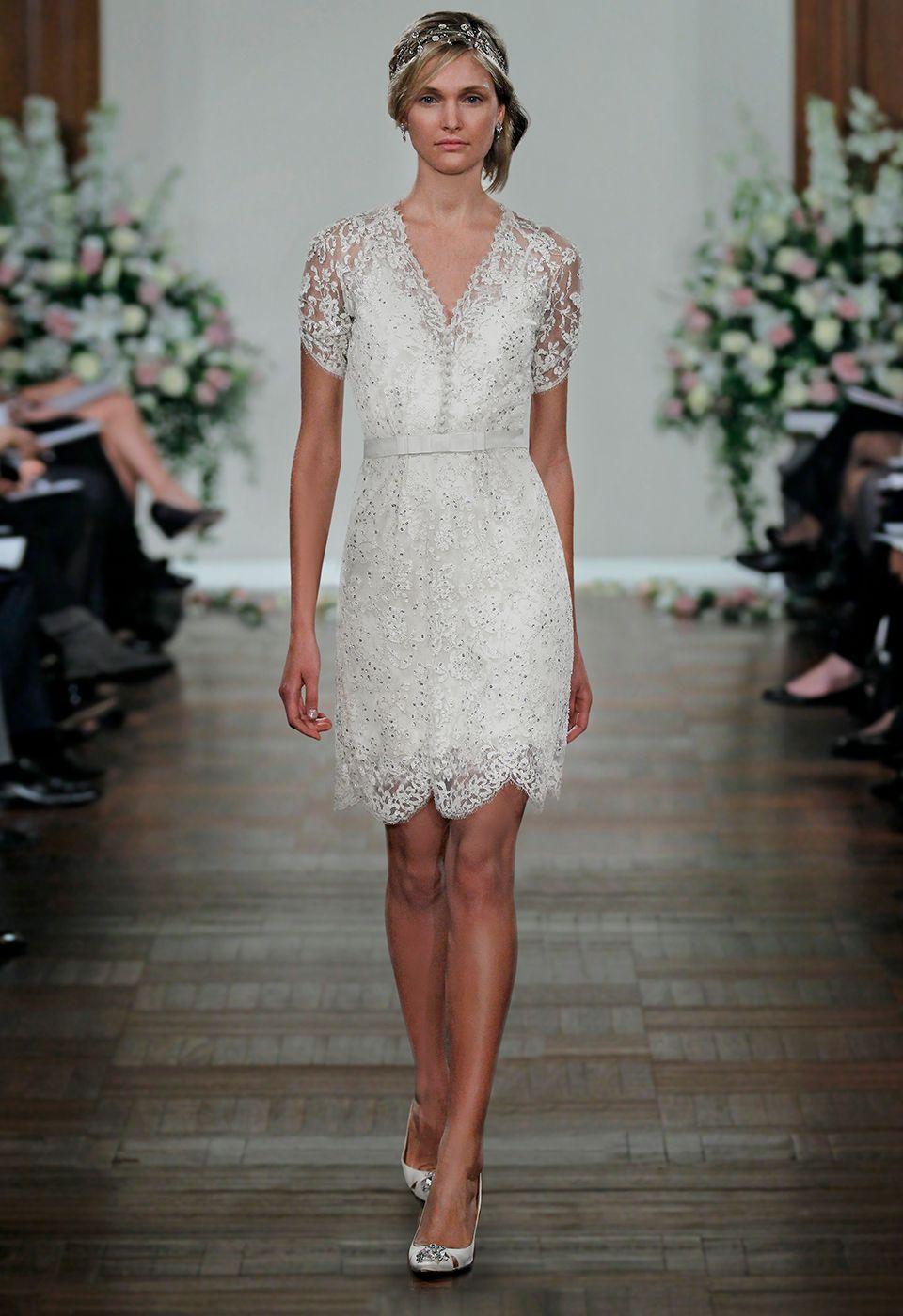 Ss bridal catwalk jenny packham boho gatsby wedding
