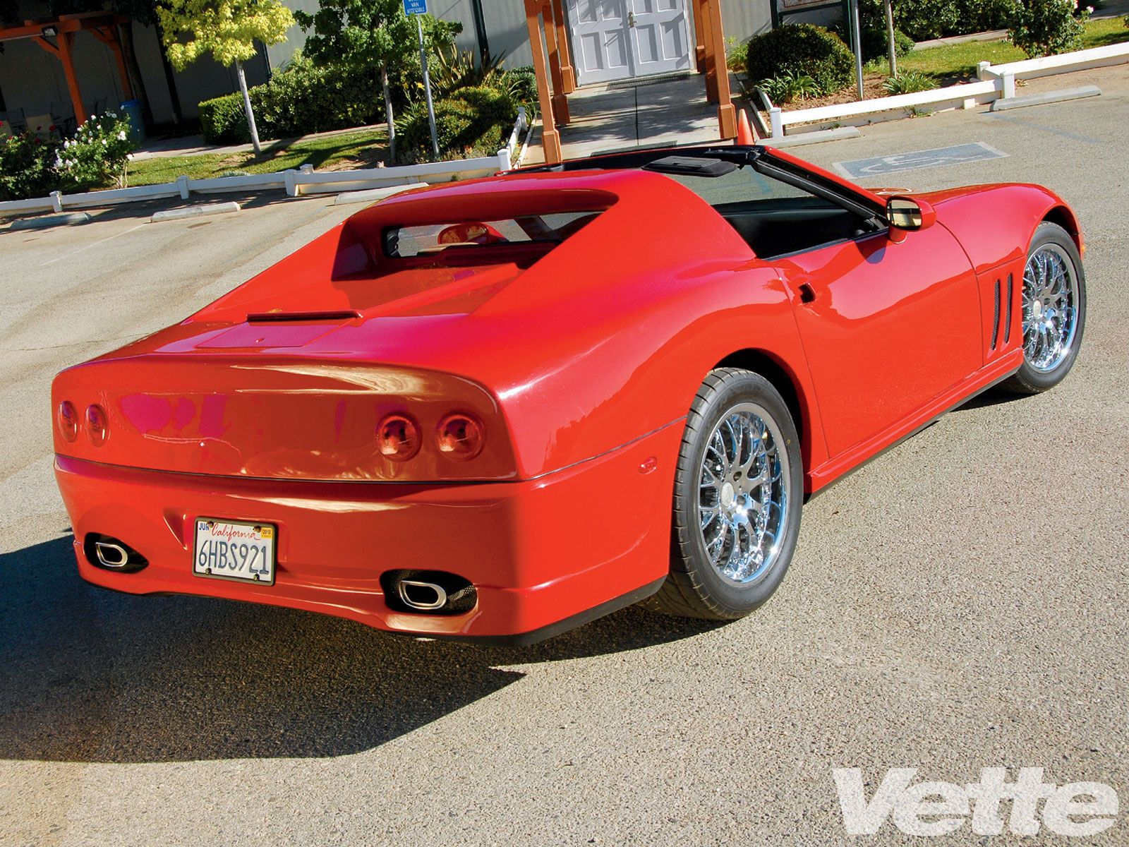Corvette Hatchback Conversion – Wonderful Image Gallery