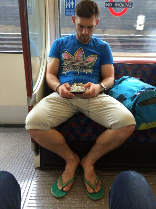 Guys big feet and long toes. | Male