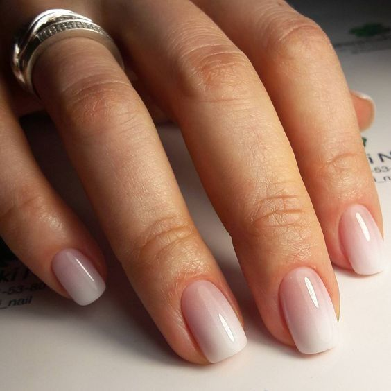 The French manicure is dead long live the baby boomer! – My Little Beauty
