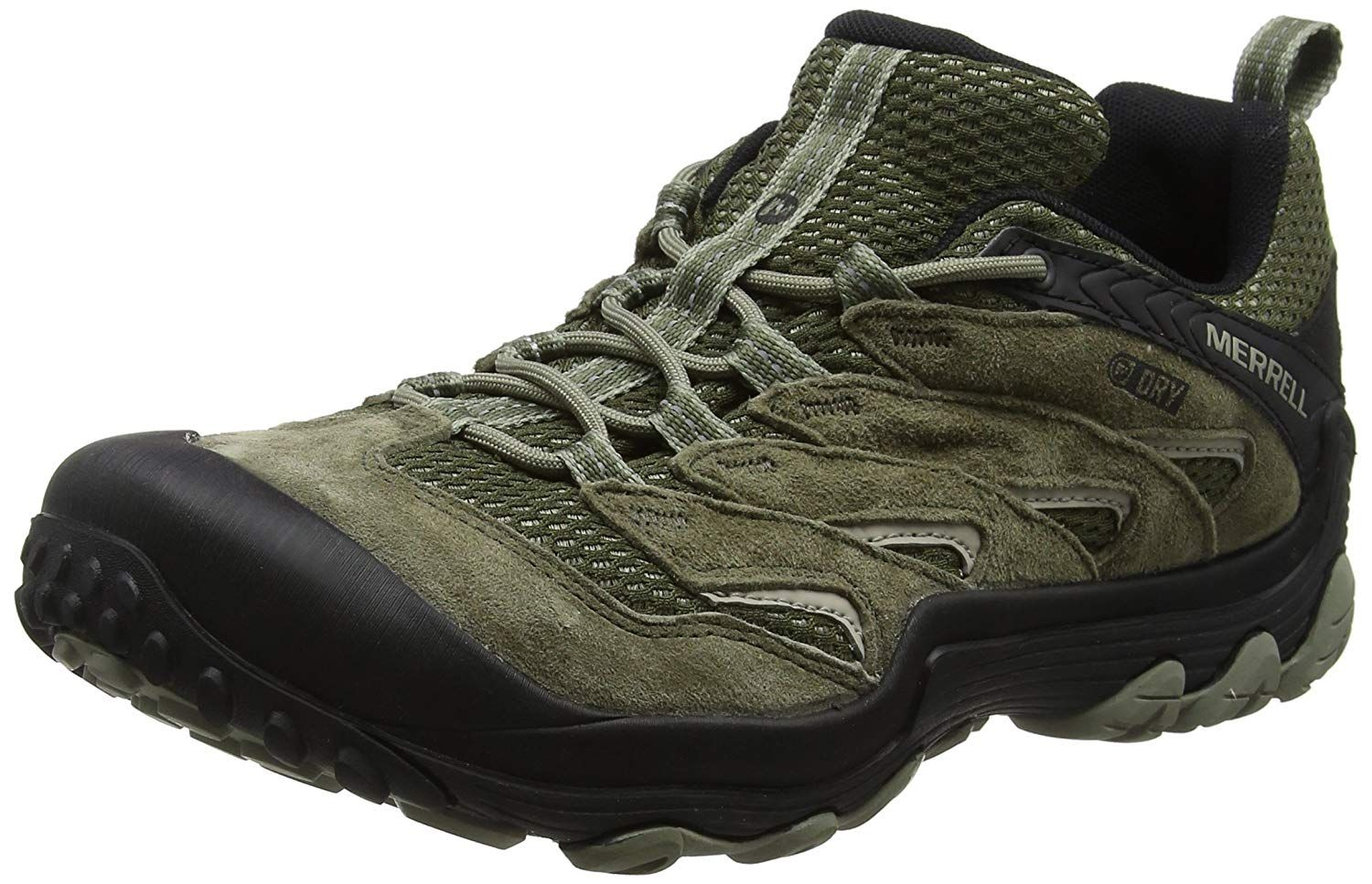 e62aaa700 Merrell Chameleon 7 Limit WTPF Walking Shoes 9 D(M) US Dusty Olive ...