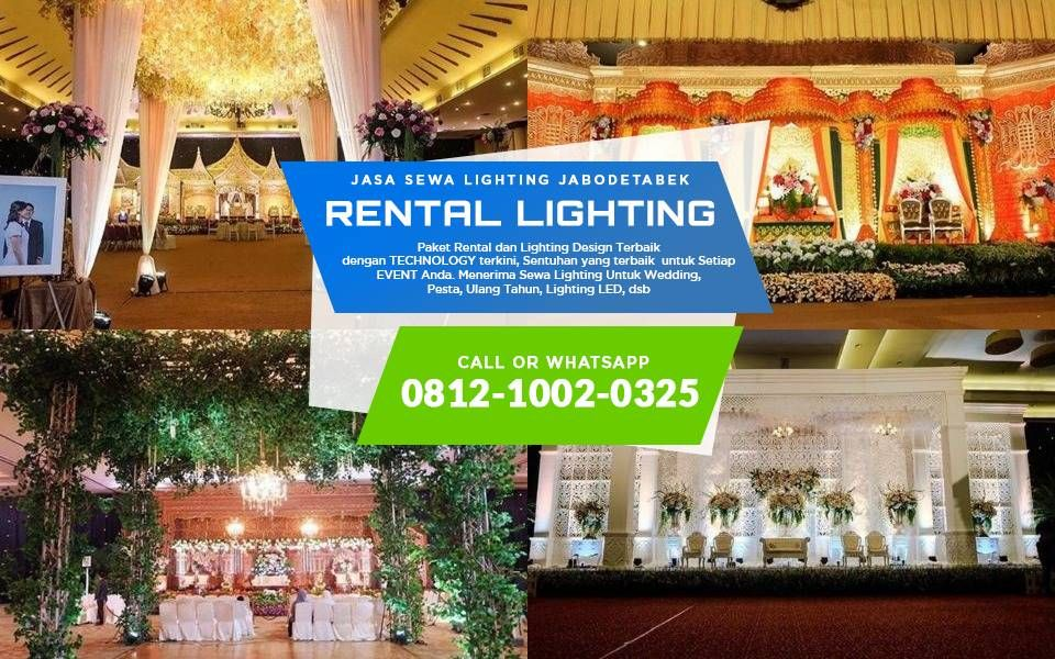 Pin di TERBAIK!! WA 081210020325 Sewa Rental Lighting