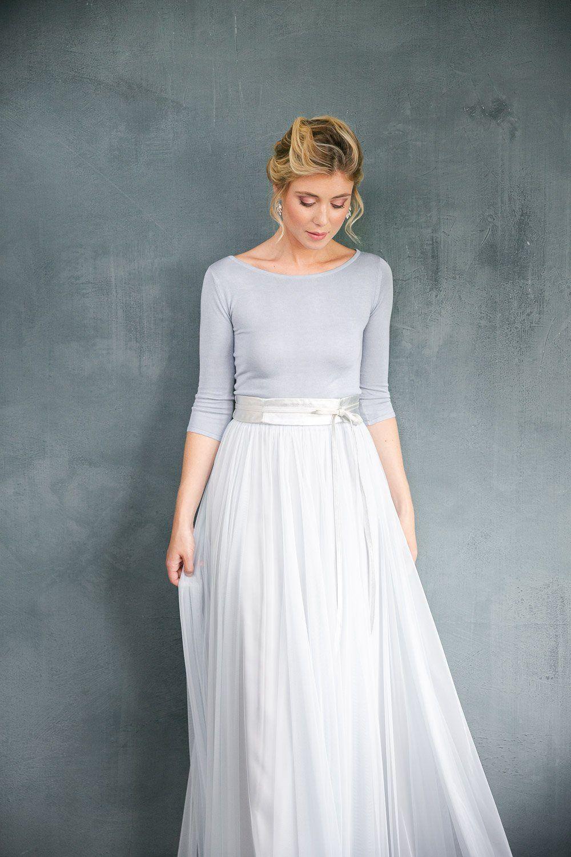Hochzeitskleid Hellblau - Abendkleider & elegante Ballkleider