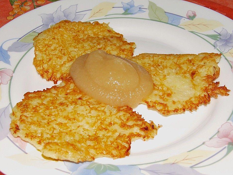 Holländische Kartoffelpuffer   Leckeres   Food, Finger ...