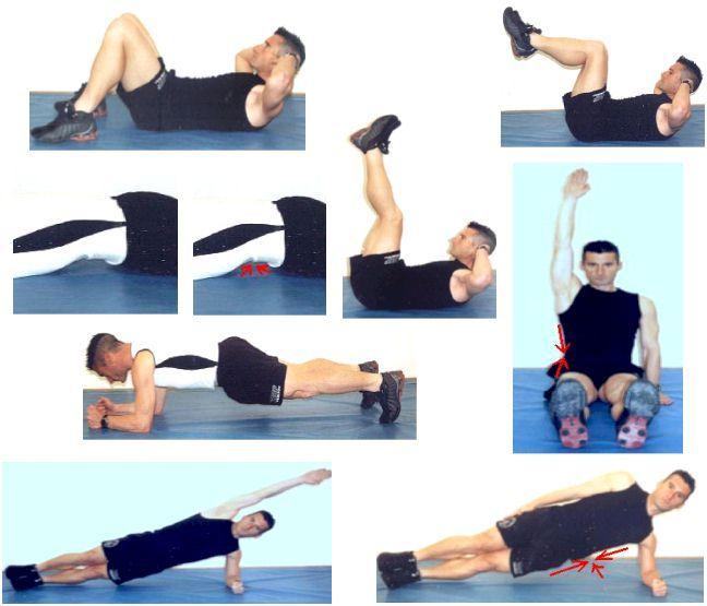 Trabajo Completo Para Abdominal Running Workouts Exercise