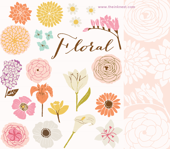 floral clip art photoshop and nest rh pinterest co uk adobe photoshop clipart free download adobe photoshop clipart free download