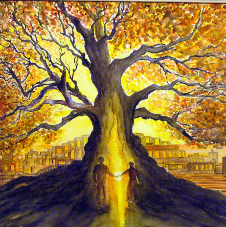 Tree Of Life by Veda Hale | ❣~Trees of Life~❣ | Pinterest | Tree ...