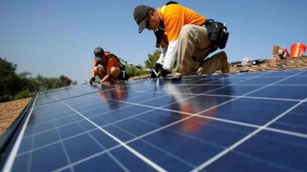 Rooftop Photovoltaic Power Generation Unit Belscience Weekly Science News