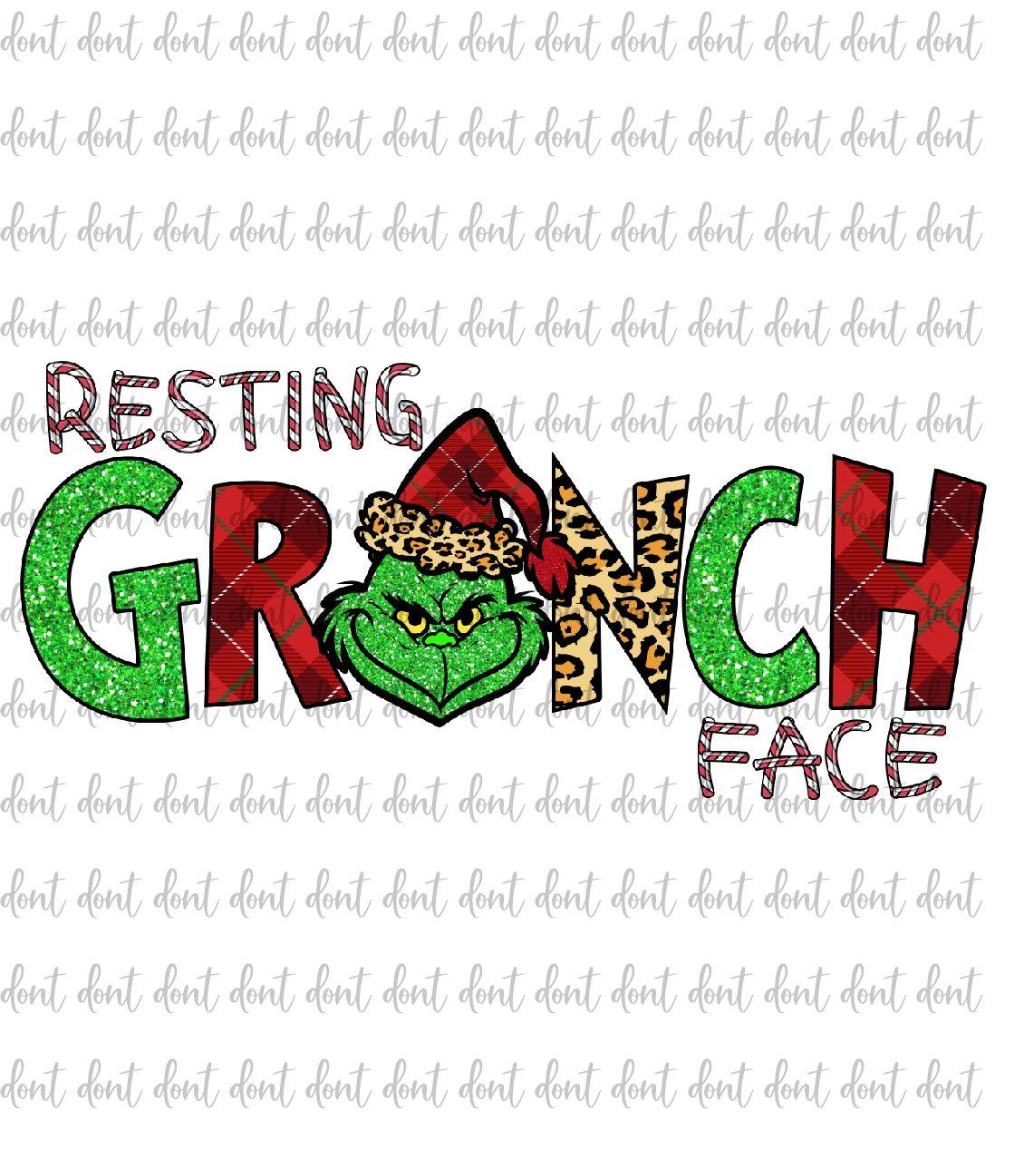 Resting Grinch Face Png Grinch Face Png Grinch Png Grinchmas Png Grinch Images Png Christmas Png Christmas Sublima Grinch Images Grinch Png Resting Face