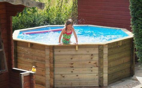 Pool aus Paletten selber bauen - wichtige Tipps und Ideen