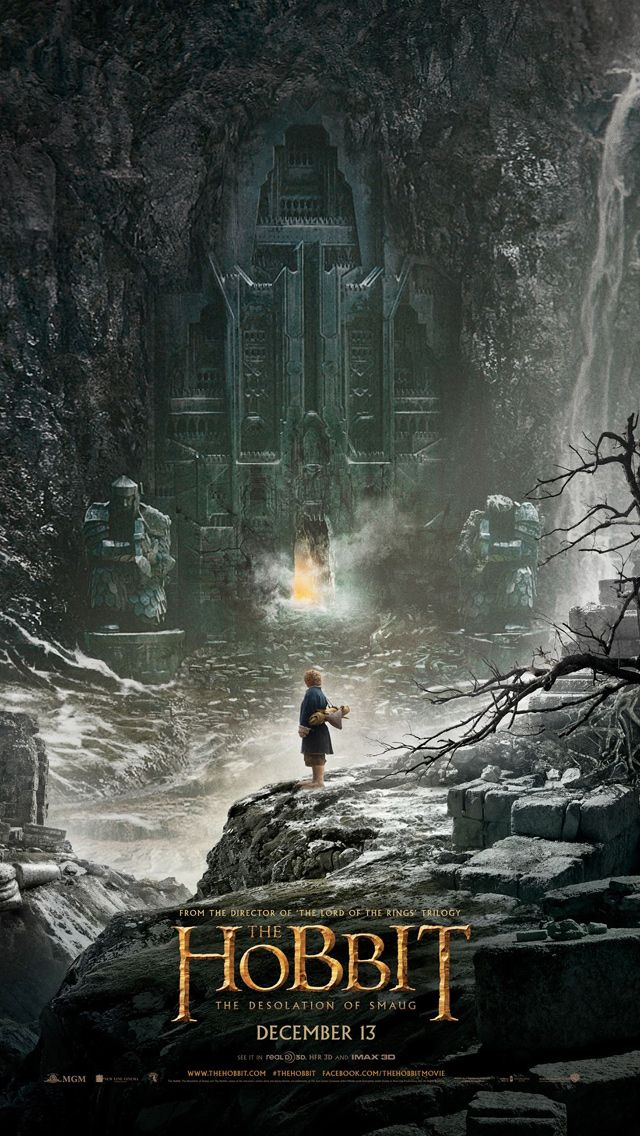 The Hobbit 2 Iphone 5 Wallpapers Hub Download The Hd Version