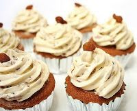 Heart of the Batter: Oatmeal Raisin Cupcakes - Recipe