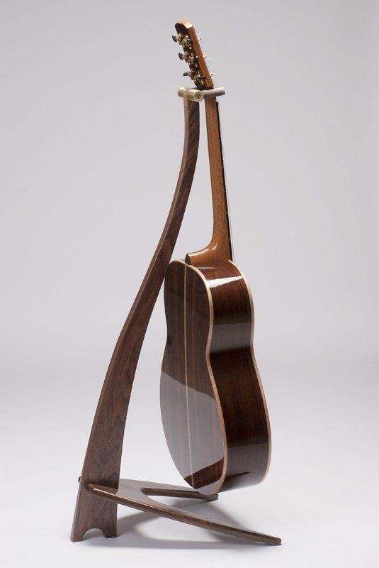 cool guitar stand guitar wood guitar stand guitar stand guitar. Black Bedroom Furniture Sets. Home Design Ideas
