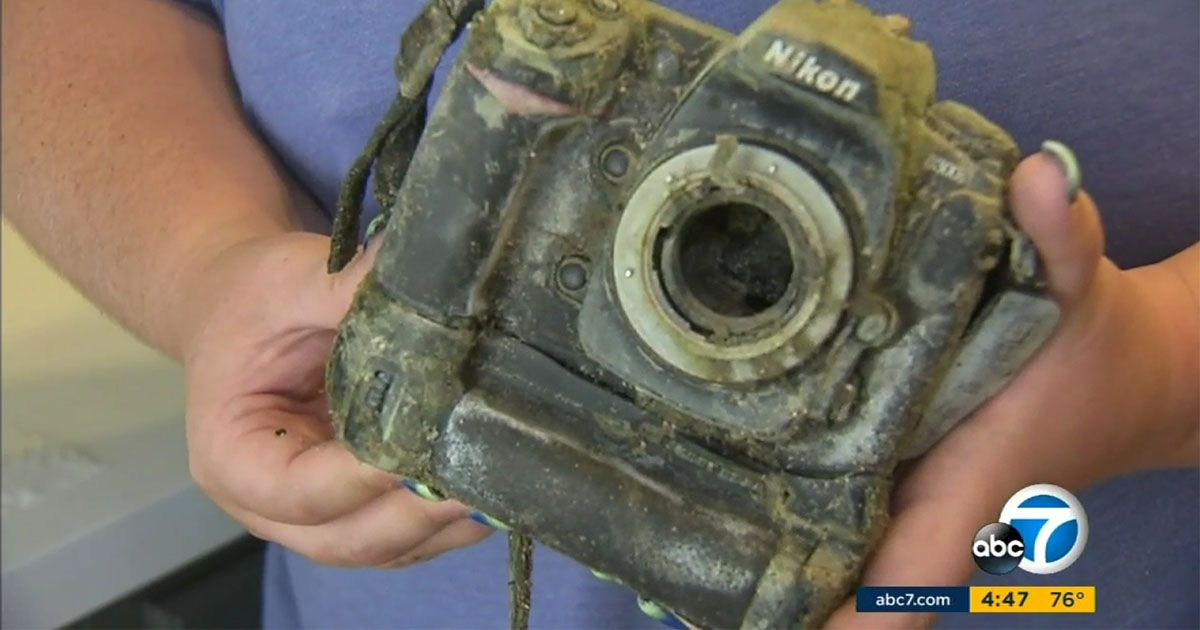 Fisherman Catches Nikon DSLR Lost by Photojournalist Who Was Attacked #photography #camera http://petapixel.com/2016/07/16/fisherman-catches-nikon-dslr-lost-photojournalist-attacked/