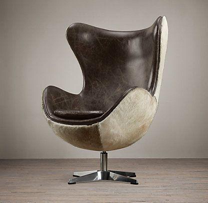 Copenhagen Chair Restoration Hardware Stoelen Meubels 1950 S
